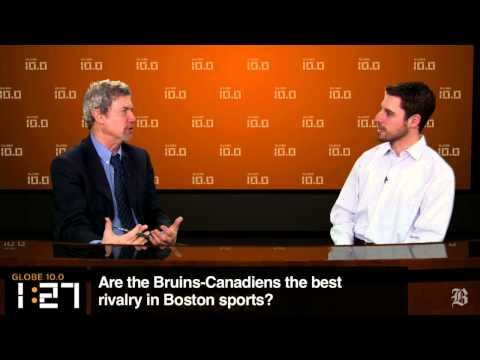 Globe 10.0: Are the Bruins-Canadiens the best sports rivalry?