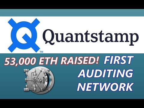 QUANTSTAMP REVIEW - SCALABLE SECURITY AUDIT PROTOCOL FOR ETHEREUM SMART CONTRACTS - QSP COIN