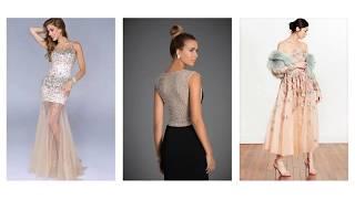 Что надеть на НОВЫЙ ГОД 2019 Выбираем платье на Новый Год!
