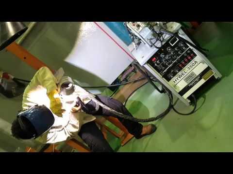 Hywel welding skills