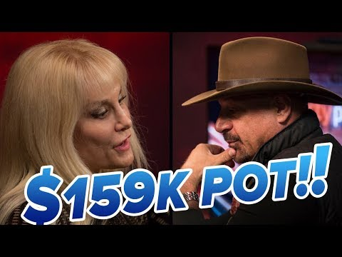 Lauren Roberts $159,200 KILLER POT! | S5 E29 Poker Night in