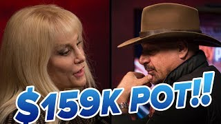 Lauren Roberts $159,200 KILLER POT! | S5 E29 Poker Night in America