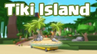 Roblox horror tiki Island and the puppet master