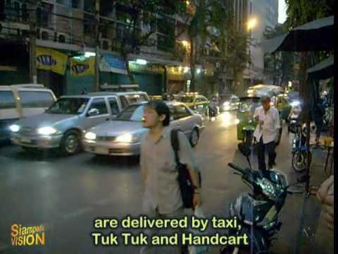 Thieves Market Bangkok, Thailand