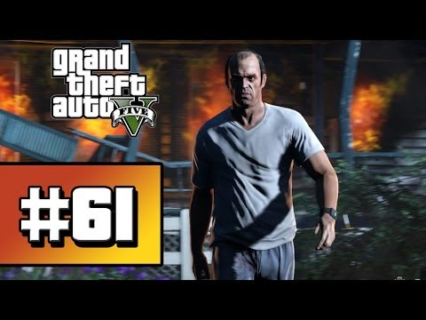 Grand Theft Auto V Ending - Gameplay Walkthrough - Part 61 + Credits