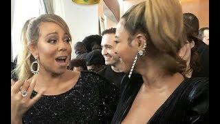 Beyonce & Mariah Carey Shut Down Roc Nation Grammy Brunch Jay Z, Yo Gotti, Diddy, Dj Khaled, T.i