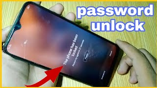 HOW TO OPEN A PASSWORD OR PATTERN FORGETTEN EASY ON ANDROID'S HP Hello friends, in this video I will.