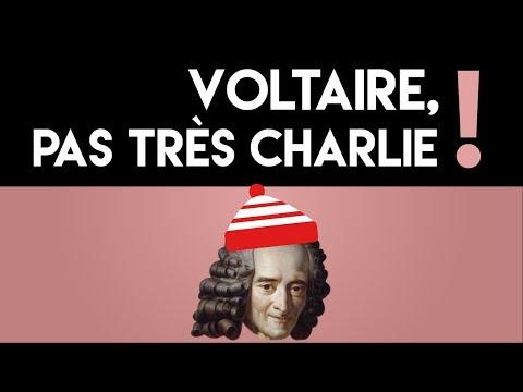Voltaire, pas très charlie ? LeVraiDuFaux 25