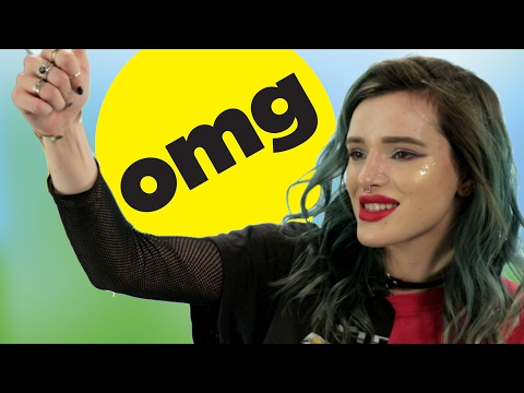 Bella Thorne Plays Question Or Confession