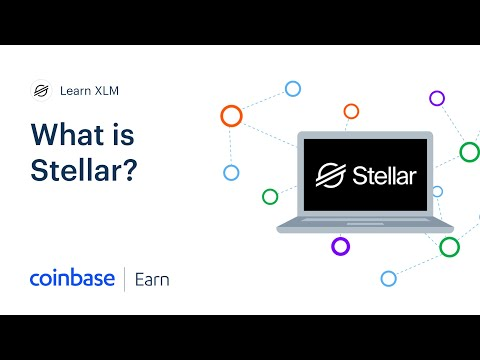 Coinbase Earn: What is Stellar? (Lesson 1 of 5)