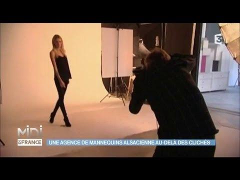 Une agence de mannequins alsacienne : au-delà des clichés