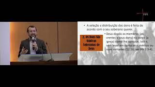 EBD PIPR | Aula 8: A Soberania do Espírito - I Cor 12:7-13 | Rev. Jaidson Araújo | 12.04.2020