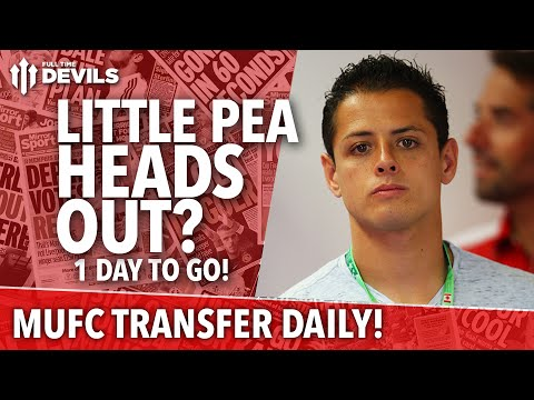 Martial In? Hernández Out? | Transfer Daily | Manchester United