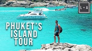 Cheap Snorkelling Trip From Phuket & Famous Patong Beach- Thailand Travel Vlog 2019