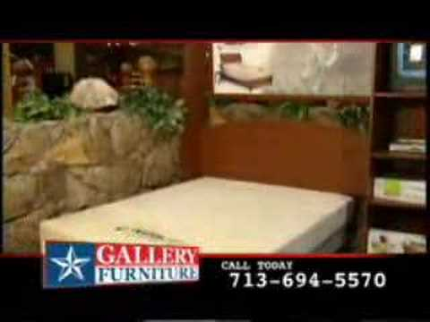 Gallery Furniture Tempurpedic Mattress Commercial Youtube