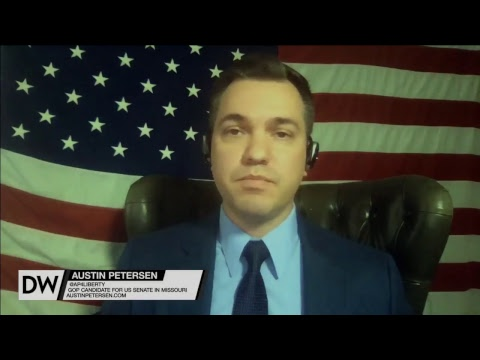 LIVE: Ben Shapiro with Austin Petersen Exclusive