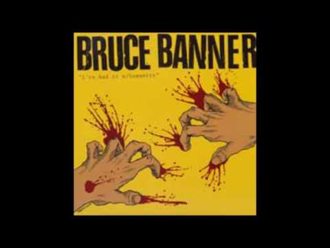 Bruce Banner - I've had it with humanity [2004]