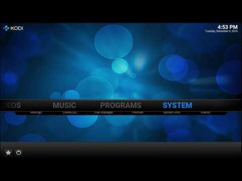 Manual Update using LibreELEC Settings