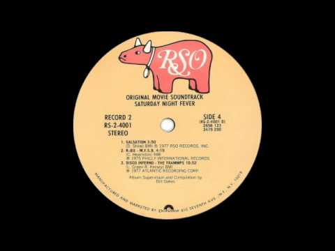 The Trammps - Disco Inferno (RSO Records 1976)