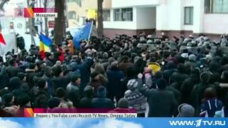"""""""1 канал"""": Лидеры оппозиции добились прямого эфира на ТВ (22.01.2016)"""
