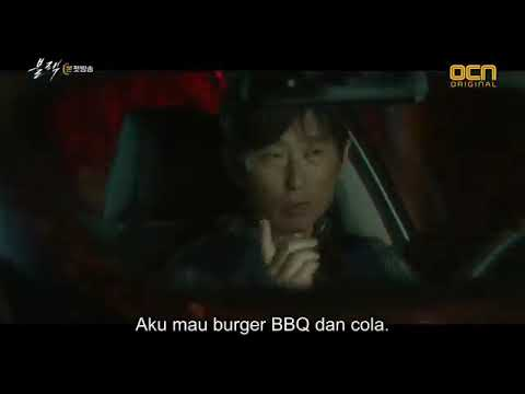 Drama korea black ep 1 scene sun glass