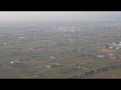 An124 100 Landing BRESCIA nice weather