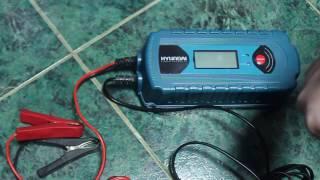 Как отличить пусковое от зарядного устройства смотреть