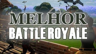 Esse É O League Of Legends dos Battle Royale - Fortnite Battle Royale Gameplay