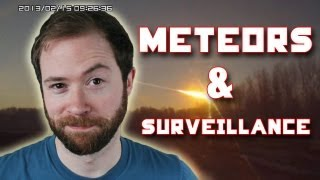 What Does the Russian Meteorite Tell Us About Surveillance Culture? | Idea Channel | PBS