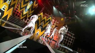 BEAST - Bad Girl, 비스트 - 배드 걸, Music Core 20091024