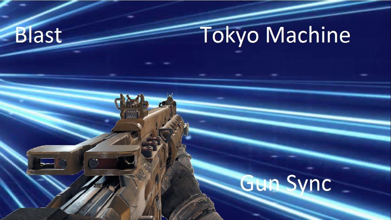 #MultiCoD - Gun Sync - Blast - ft. I'm Just A Gamer