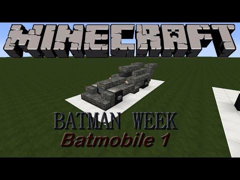 How To Build - Batmobile 1 (Michael Keaton)