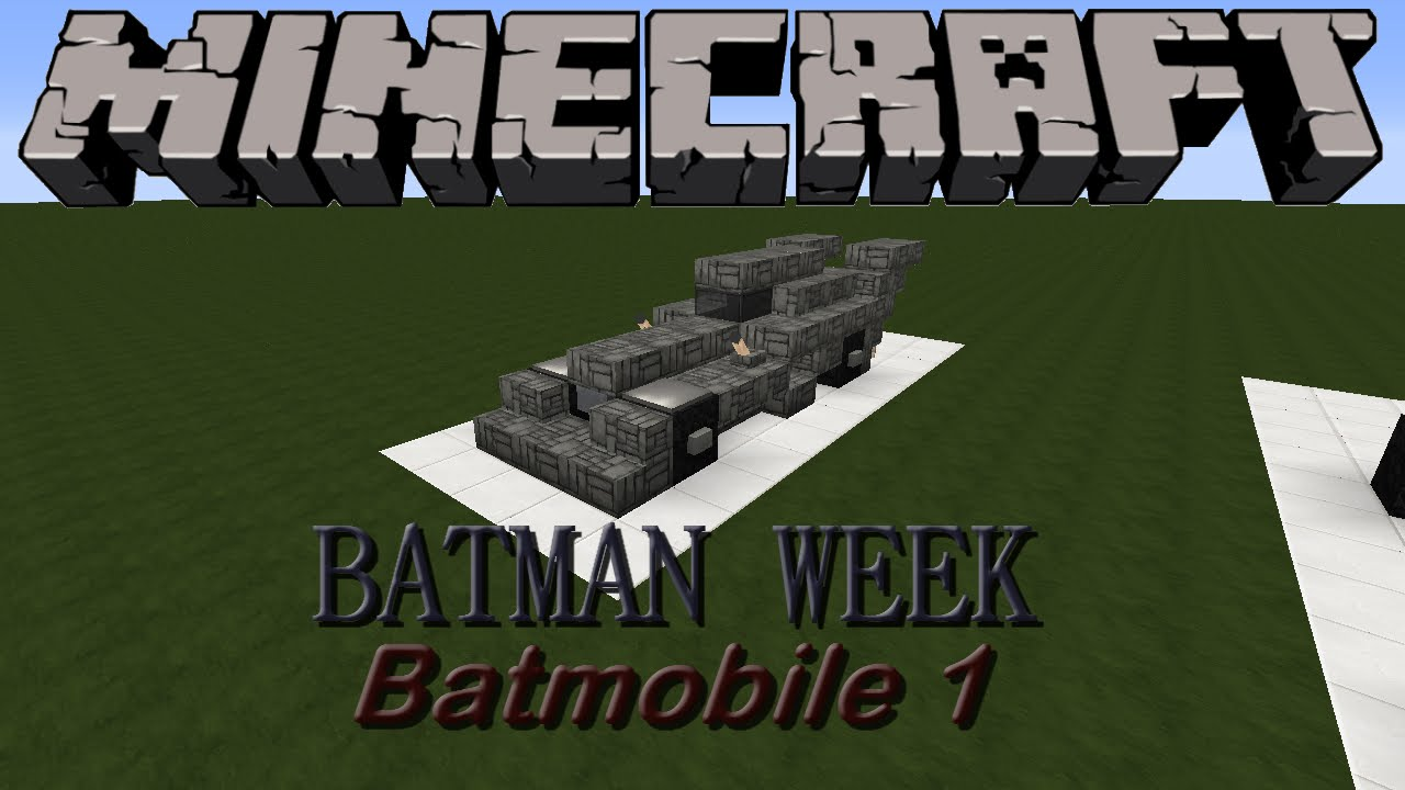 How To Build A Bat In Minecraft