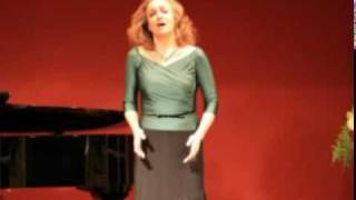 """Alexandra Sherman sings F.Schubert """"Aufenthalt"""""""