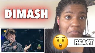 DIMASH - The Show Must Go On Ep.3 REACTION!