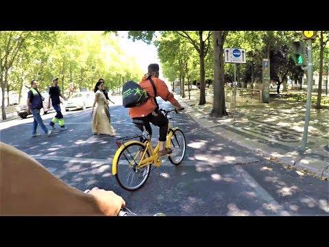 Crazy Cyclist