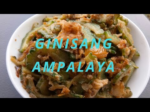 How to Cook Bitter Gourd (Ampalaya) with No Bitter Taste