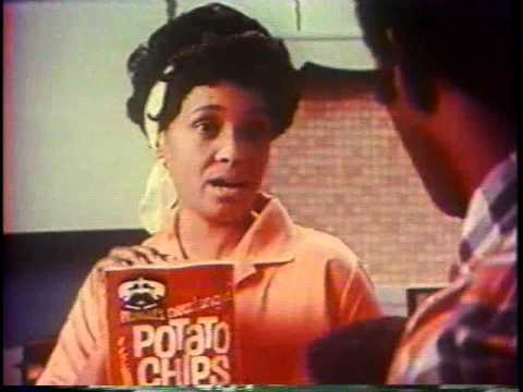1970's Pringles Potato Chip Commercial
