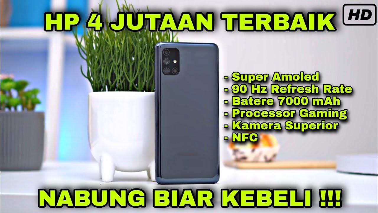 5 HP 4 JUTAAN TERBAIK MARET 2021 - YouTube