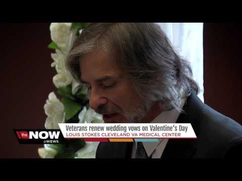 My Ohio: Veterans renew vows at VA