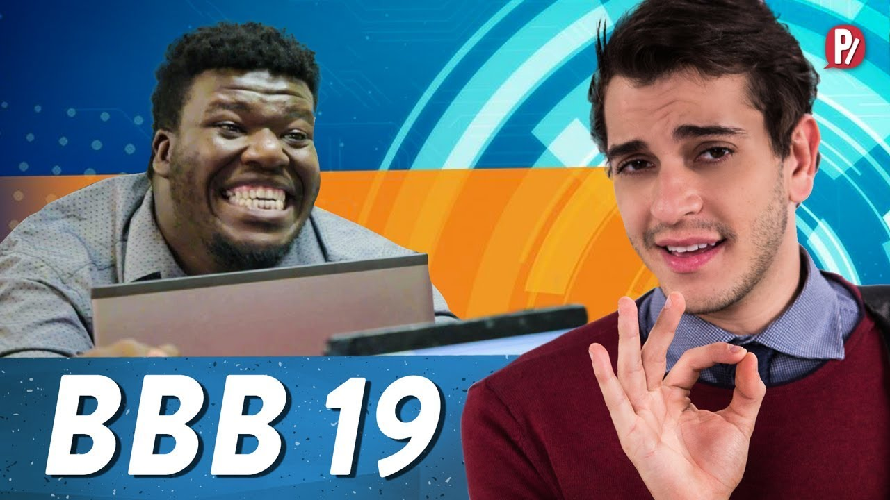 BIG BROTHER BRASIL 19 | PARAFERNALHA