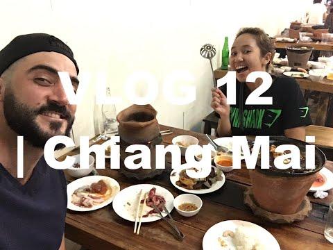 Vlog 12 | Chiang Mai