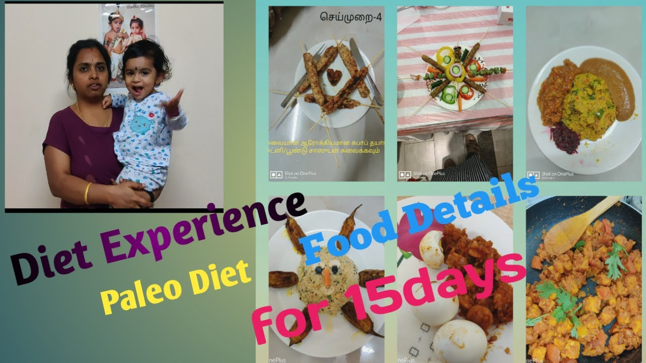 Paleo diet – Part 1 experience and food chart/After pregnancy weight loss/Fat Loss Diet details