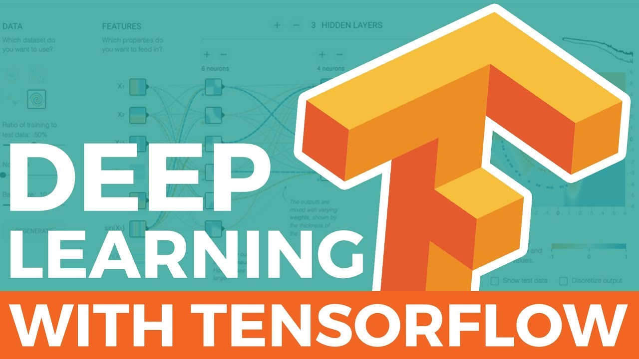 DEEP LEARNING WITH TENSORFLOW TUTORIAL | Introduction to TensorFlow Syntax  in 20 Minutes