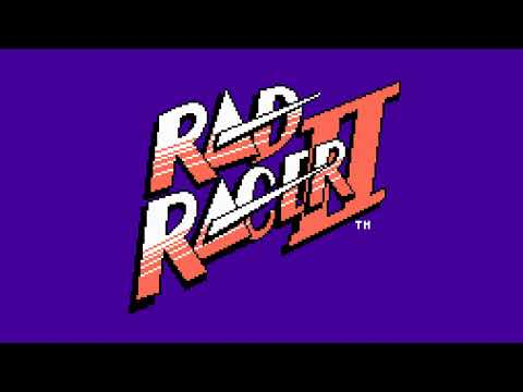 Unused Song - Rad Racer II
