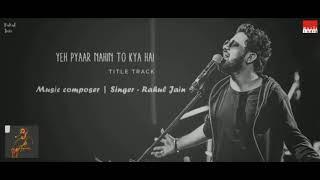 Tujhe Paya nahi hai phir bhi song lyrics