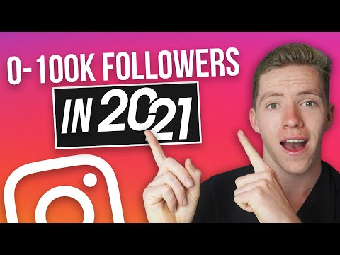 Full Instagram Marketing Strategy 2021 | Grow Faster And Monetize Your Instagram