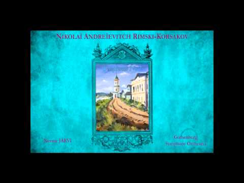 RIMSKY KORSAKOV - Symphonie No.1