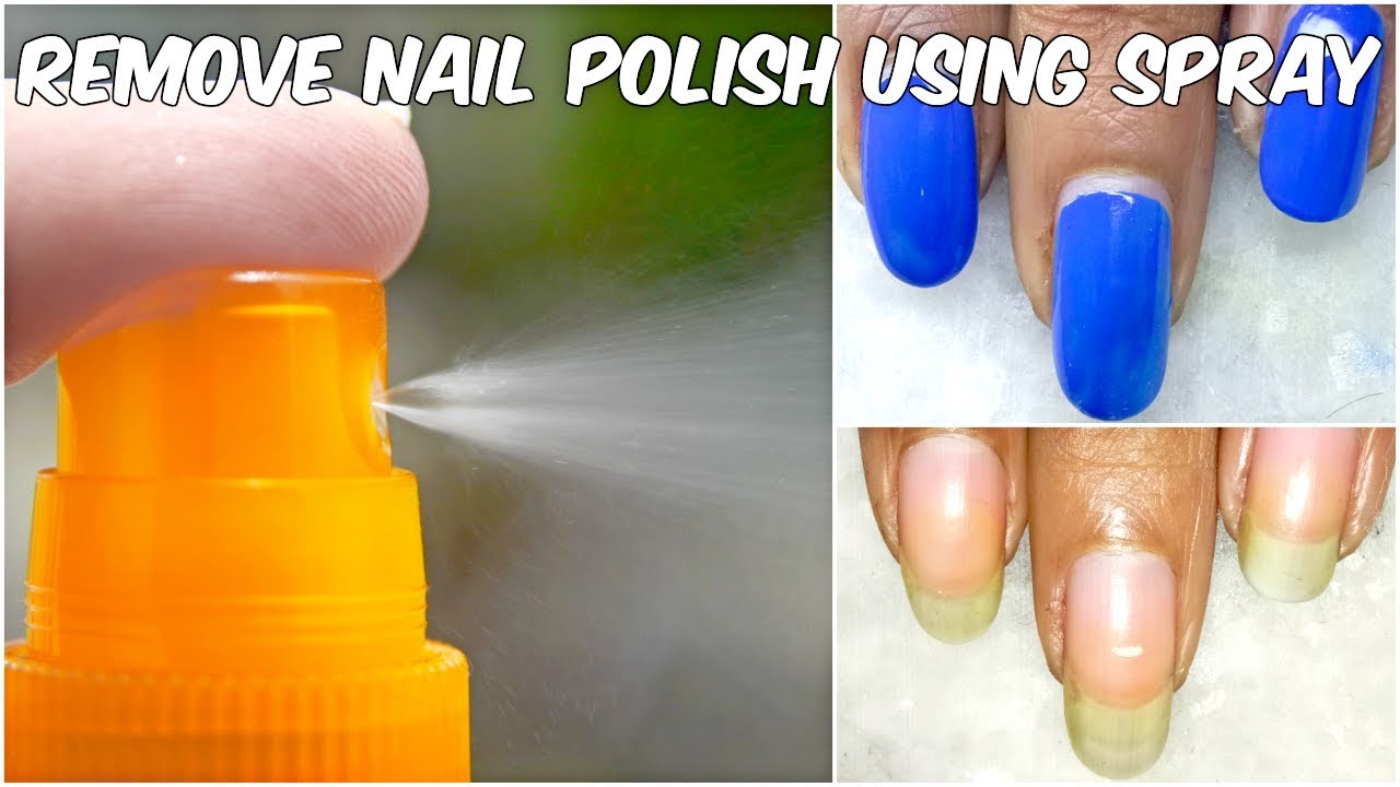 Best Way to Remove Nail Polish Without Nail Polish Remover ...