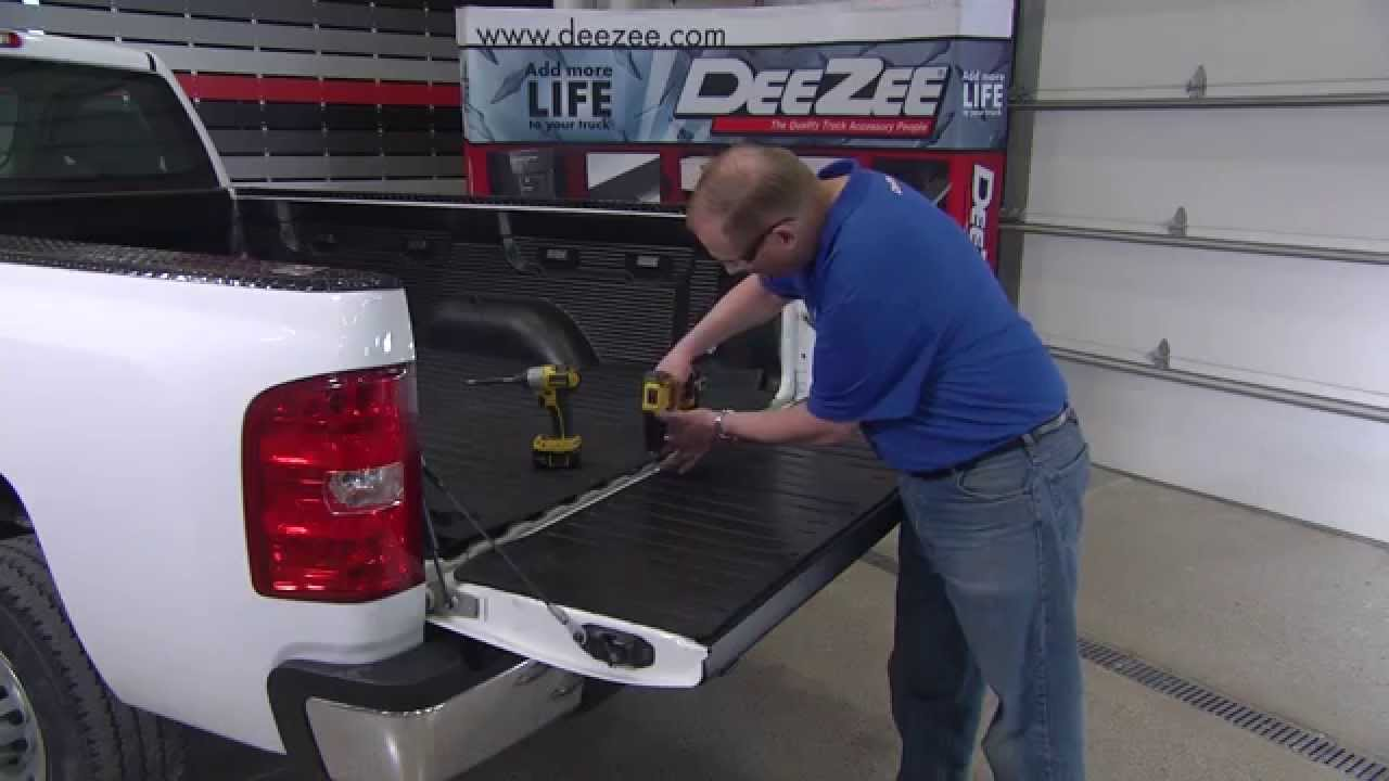 Dee Zee Tech Tips Bed Mat Amp Tailgate Mat Installation